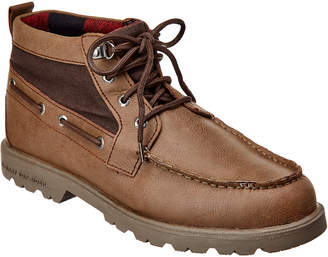 Sperry Leeward Lug Leather Chukka Boot