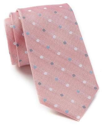 Ben Sherman Dot Silk Tie $55 thestylecure.com
