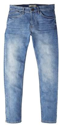 Mango man MANGO MAN Skinny faded medium wash Jude jeans