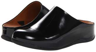 FitFlop Shuvtm Patent Women's Clog Shoes