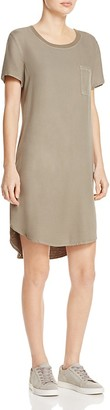 Splendid Pocket Tee Dress $118 thestylecure.com