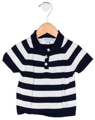 Baby CZ Boys' Stripe Collared Shirt