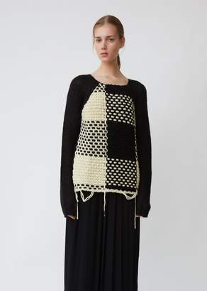 MM6 MAISON MARGIELA Gauge 3 Knit Sweater