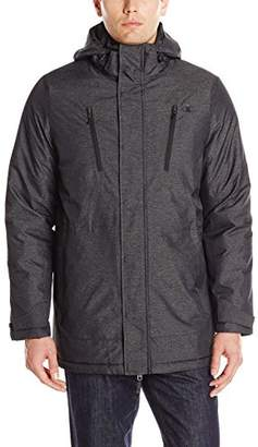 Champion Men's Removable Hood Synthetic Down Parka