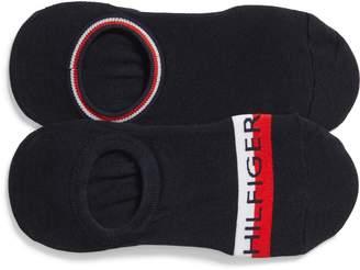 Tommy Hilfiger 2-Pack Logo liner socks