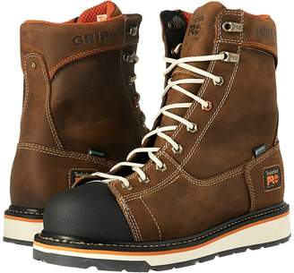 Timberland Gridworks Soft Toe Waterproof Boot Men's Work Lace-up Boots