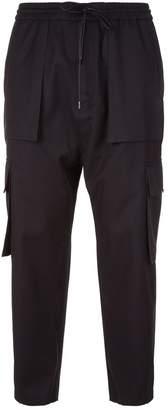 Juun.J Oversized Cargo Trousers