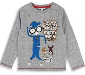 Little Marc Jacobs Baby Boy's & Little Boy's Breakdance Graphic T-Shirt