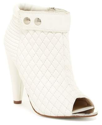 Kristin Cavallari by Chinese Laundry Larissa Quilted Leather Bootie