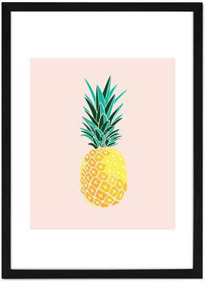 Finapple Framed Print