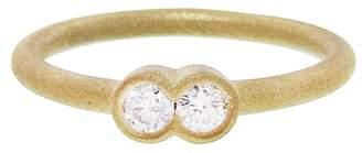Tate Fused Circle Diamond Ring