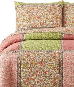 Jessica Simpson Karma 140 Thread Count Cotton Quilt Set