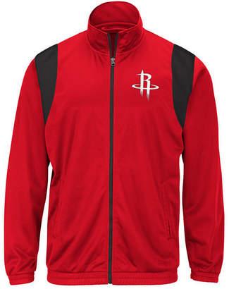 G-iii Sports Men Houston Rockets Clutch Time Track Jacket