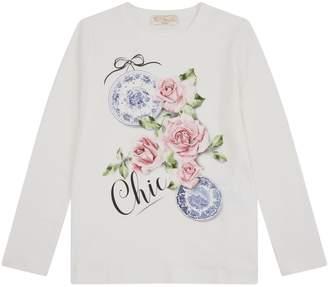 MonnaLisa Rose T-Shirt