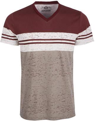 American Rag Men's Colorblocked V-Neck T-Shirt