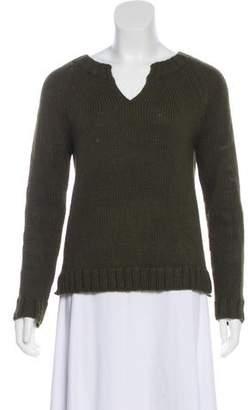 Smythe x Augden Alpaca Medium-Weight Sweater
