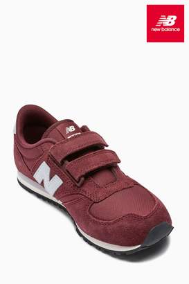 Next Boys New Balance Red 420 Velcro