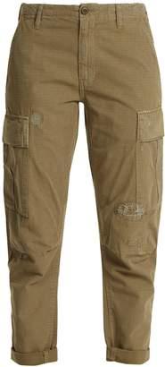 RE/DONE ORIGINALS Cargo cotton trousers