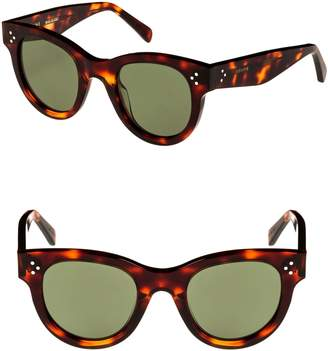 Celine 48mm Cat Eye Sunglasses