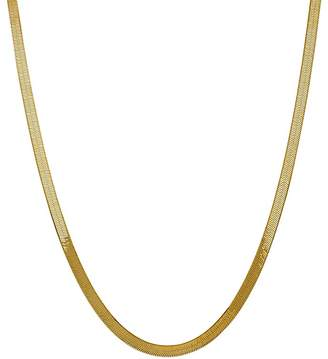 """Bloomingdale's 14K Yellow Gold Herringbone Chain Necklace, 20"""" - 100% Exclusive"""