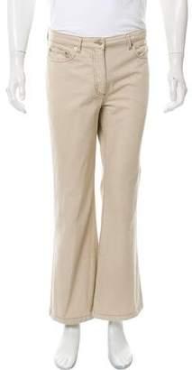 Dries Van Noten Mid-Rise Wide-Leg Jeans w/ Tags
