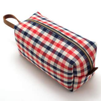 General Knot & Co Vintage Gingham Travel Kit