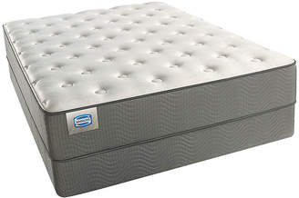 SIMMONS BEAUTYREST Simmons Bevington Plush - Mattress + Box Spring