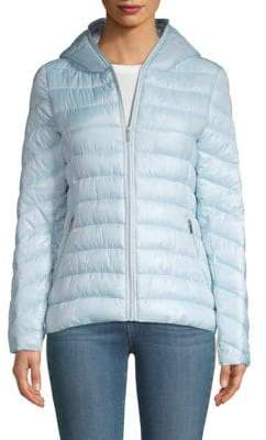 French Connection Packable Puffer Coat