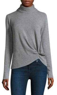 Stateside Twist Turtleneck Sweater