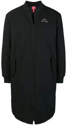 Kappa long length track jacket