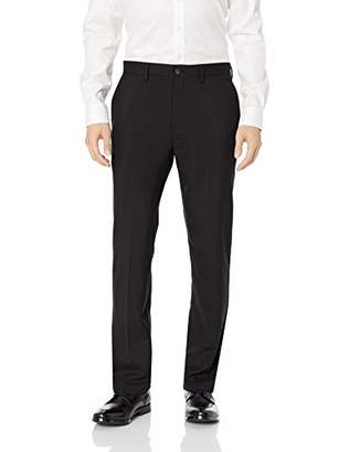 Buttoned Down Men's Classic Fit Stretch Wool Dress Pant