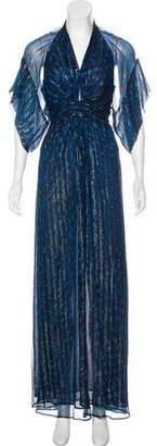 Issa Silk Crepe Dress