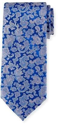 Stefano Ricci Multicolor Paisley Silk Tie