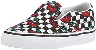 Vans Kids Baby Girl's Classic Slip-On (Toddler) Sneaker