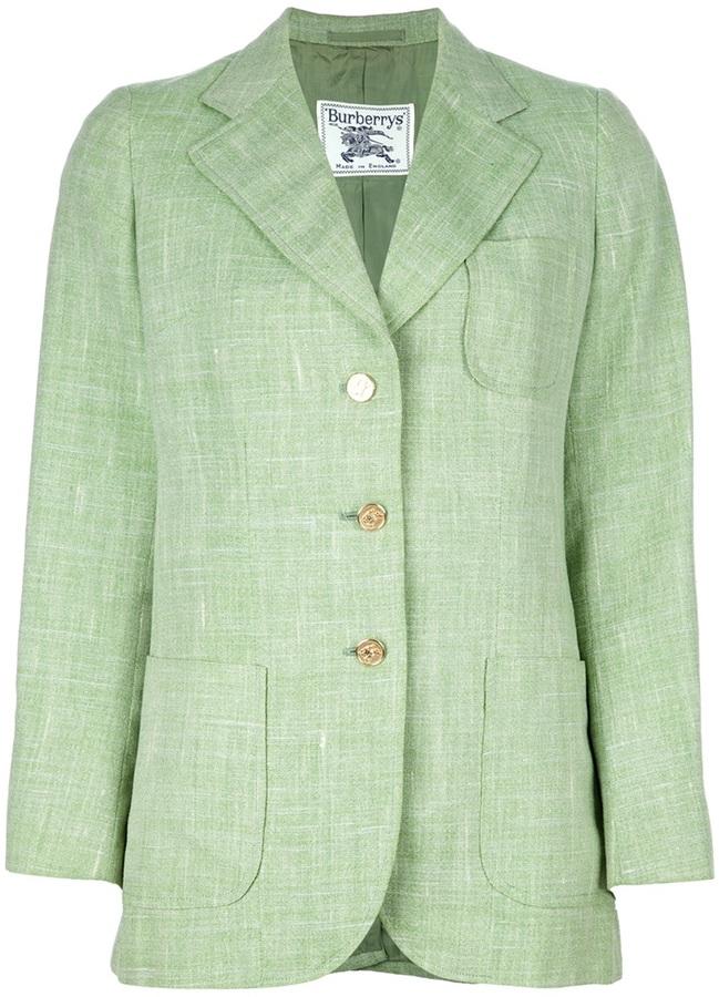 Burberry Vintage classic blazer