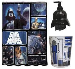 Star Wars Mon Tex Three-Piece Classic Accessory Set