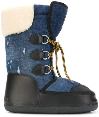 DSQUARED2 After Ski boots