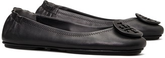 Tory Burch MINNIE TRAVEL BALLET WITH LOGO