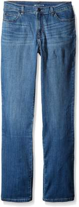 Lee Women's Size Relaxed-Fit Straight-Leg Jean