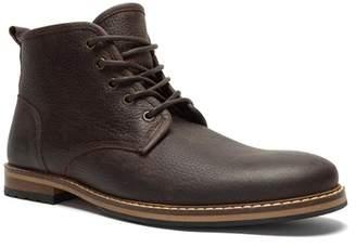 Crevo Kelston Leather Plain Toe Boot
