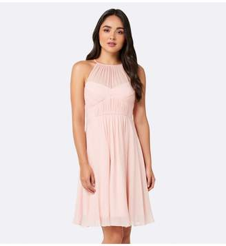 Ever New Joni Gathered Soft Prom Dress