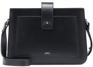 A.P.C. Albane leather shoulder bag