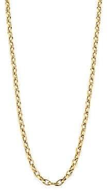 """Roberto Coin Women's 18K Yellow Gold Chain/28"""""""
