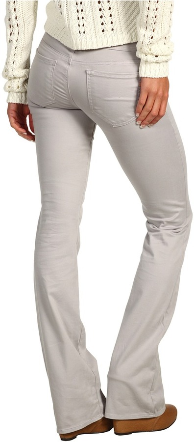 Genetic Denim The Riley Slim Boot Cut in Feather (Feather) - Apparel