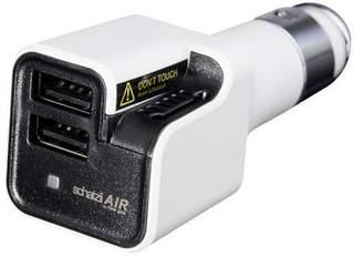 """Schatzii Ionic Car Air Purifier & Dual USB Car Charger """"AIR"""""""