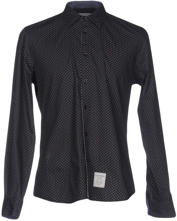 Fred Mello Shirts - Item 38644446
