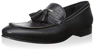 Alessandro Dell'Acqua Men's Tassel Loafer