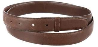 Tiffany & Co. Leather Belt Strap