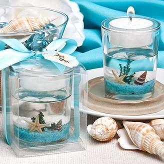 Highland Dunes Beach Theme Jar Candles