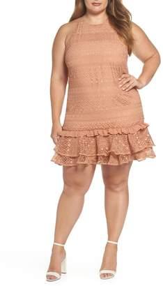 Cooper St Elizabeth Lace Shift Dress
